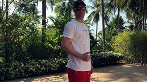 Urlaub und Reha! Torwart Manuel Neuer macht Thailand-Trip