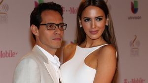 Marc Anthony und Shannon De Lima in Miami