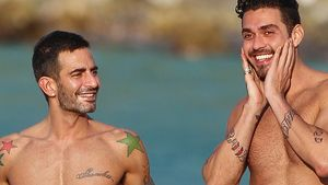 Marc Jacobs: Strand-Spaziergang mit sexy Ex!