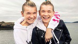 Noch nie verliebt gewesen: Marcus & Martinus sehen's locker!