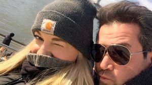 So glücklich ist AWZ-Star Sam Eisenstein mit zweiter Frau