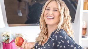 Fast im achten Monat: Schwangere Maren Wolf gibt Kilo-Update