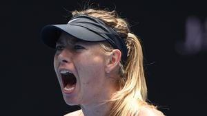 Um 9 Monate: Doping-Sperre gegen Maria Sharapova reduziert