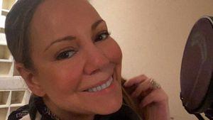Zum 50. Geburtstag: Mariah Carey nimmt einen neuen Song auf