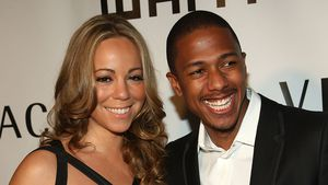Mariah Carey und Nick Cannon 2008
