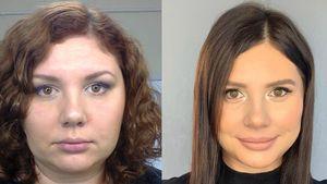 Transformation: So sah Marina Balmasheva als Stiefmutter aus