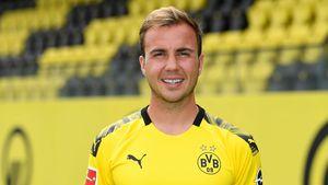Für Ehrenamt: Star-Kicker Mario Götze bekommt Verdienstorden