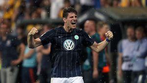 Kicker im Papaglück: Mario Gomez wird zum 1. Mal Vater!
