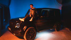 Mario Novembre tanzt im neuen Musikvideo mit TikTok-Megastar