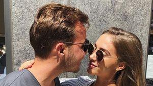 Einen Monat Eheleute: Ann-Kathrin und Mario total verliebt