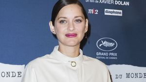 Marion Cotillard in Paris