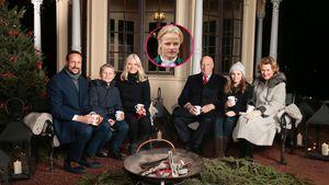Die norwegische Königsfamilie Weihnachten 2016