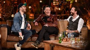 "Mark Forster mit The BossHoss bei ""Sing meinen Song"""