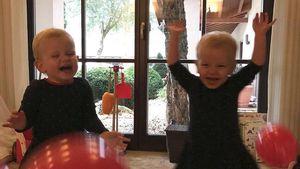 Doppel-Sause: Christian Tews' Twins feiern 2. Geburtstag!