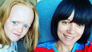 Zuckersüß! Lily Allen postet Foto mit ihrer Tochter Marnie