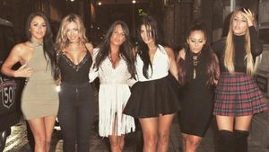 Marnie Simpson, Holly Hagan, Chantelle Connelly, Chloe Ferry, Sophie Kasaei  und Charlotte Crosby