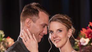 """Zieht """"Hochzeit auf ersten Blick""""-Ariane zu Ehemann Martin?"""