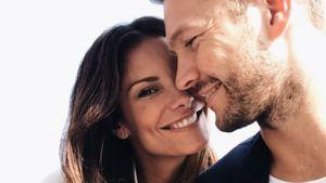 Seltenes Liebes-Selfie: Marvin Albrecht happy mit Simone
