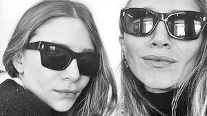 Foto-Debüt: Die Olsen-Twins posten ihr 1. Selfie!