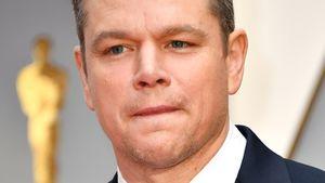 Matt Damon bei den Oscars 2017