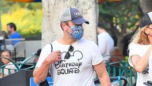 "Disneyland-""Geburtstagsgang"": Matt Damons Tochter wurde 13"