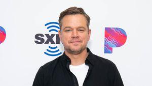 Albtraum! Matt Damon ist in Australien auf Schlange getreten