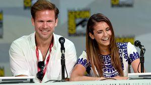 Matt Davis und Nina Dobrev bei der Comic Con in San Diego