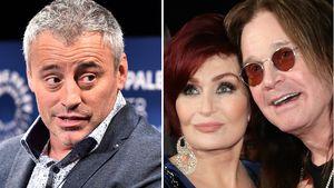 Sex-Geständnis: Sharon Osbourne bot Matt LeBlanc Dreier an!