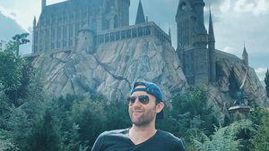 """Wie cool: """"Neville"""" Matt Lewis kehrt nach Hogwarts zurück"""