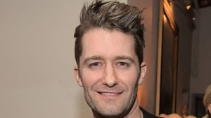 Matthew Morrison in Los Angeles