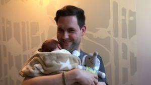 Sat.1-Matthias Killing stolz: Sein Baby hat alles verändert!