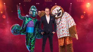 """Chamäleon und Faultier: Die ersten """"The Masked Singer""""-Looks"""