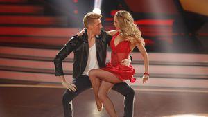 """Maximilian Arland und Sarah Latton in der fünften """"Let's Dance""""-Show"""