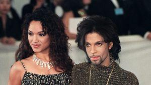 Mayte Garcia und Prince 1999 bei einem Charity-Event
