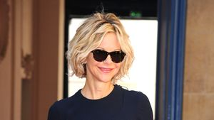 Meg Ryan in Paris