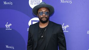 Emotional-Verwirrung? Will.i.am begrüßt London in Manchester