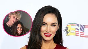 Eindeutige Pose: Macht Megan Fox Beziehung jetzt offiziell?