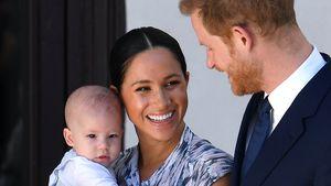 Für Diana-Denkmal: Bringt Harry seinen Sohn mit nach London?