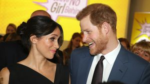 Einen Monat vor der Hochzeit: Meghan & Harry total verliebt!