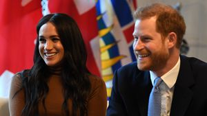Geist-Emoji: So flirtete Harry mit Meghan in der Datingphase