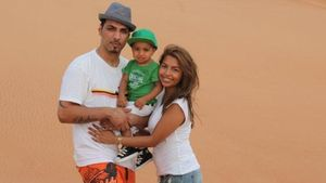 So traumhaft war Mehrzad Marashis Dubai-Reise!