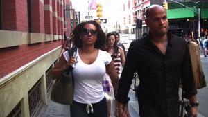Mel B. und Stephen Belafonte 2013 in New York