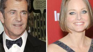 Mel Gibson soll der Vater von Jodie Fosters Kindern sein