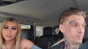 Aaron Carter zweifelt Schwangerschaft seiner Ex Melanie an