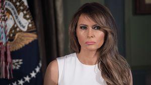 Skandal um Trump-Affäre: Jetzt äußert sich Melania Trump!