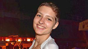 Raspelkurzes Haar! GNTM-Melina wagt Radikal-Veränderung