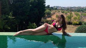Seltener Anblick: YouTube-Melina präsentiert ihre Kurven!