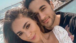 Auf Teneriffa: Melissa und ihr Leander sind wieder vereint