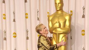 Meryl Streep bei der Oscar-Verleihung 2012