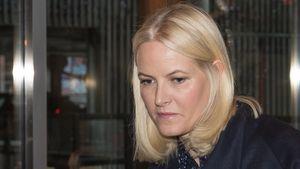 Termin-Absage wegen Prinzessin Mette-Marits Lungenkrankheit?